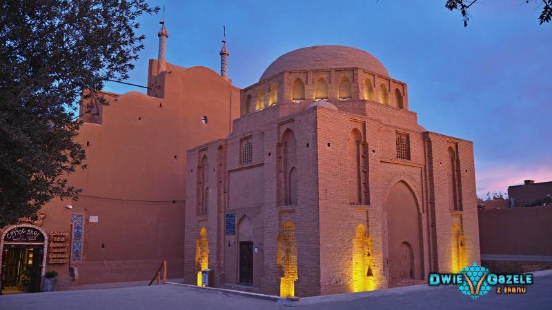 mauzoleum 12 imamów yazd