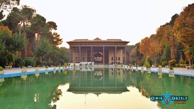 pałac chehel sotun esfahan