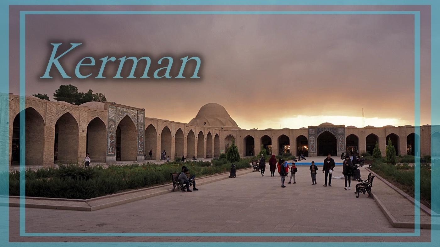 atrakcje kerman i okolice
