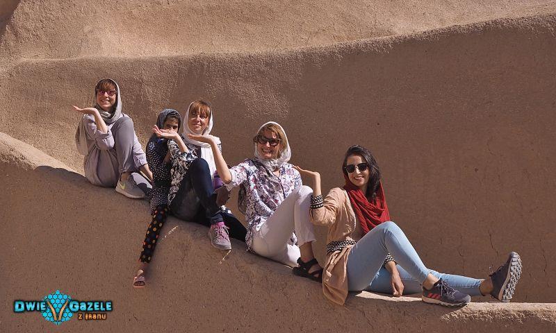 strój kobiecy iran