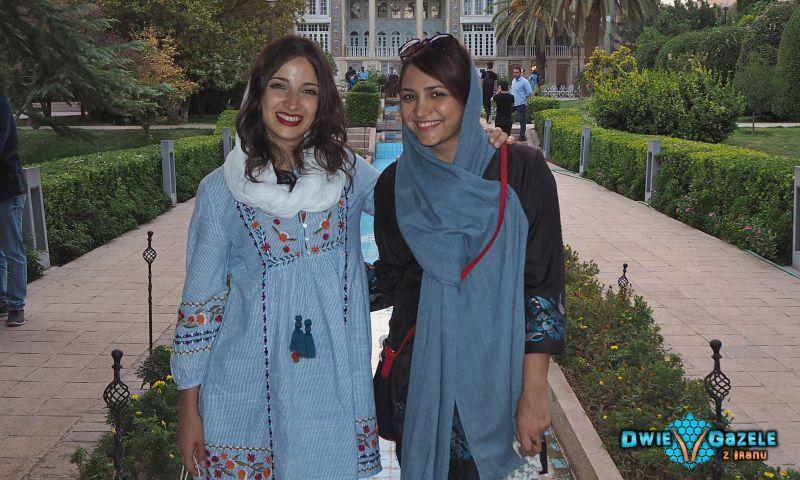 iranki makijaż iran
