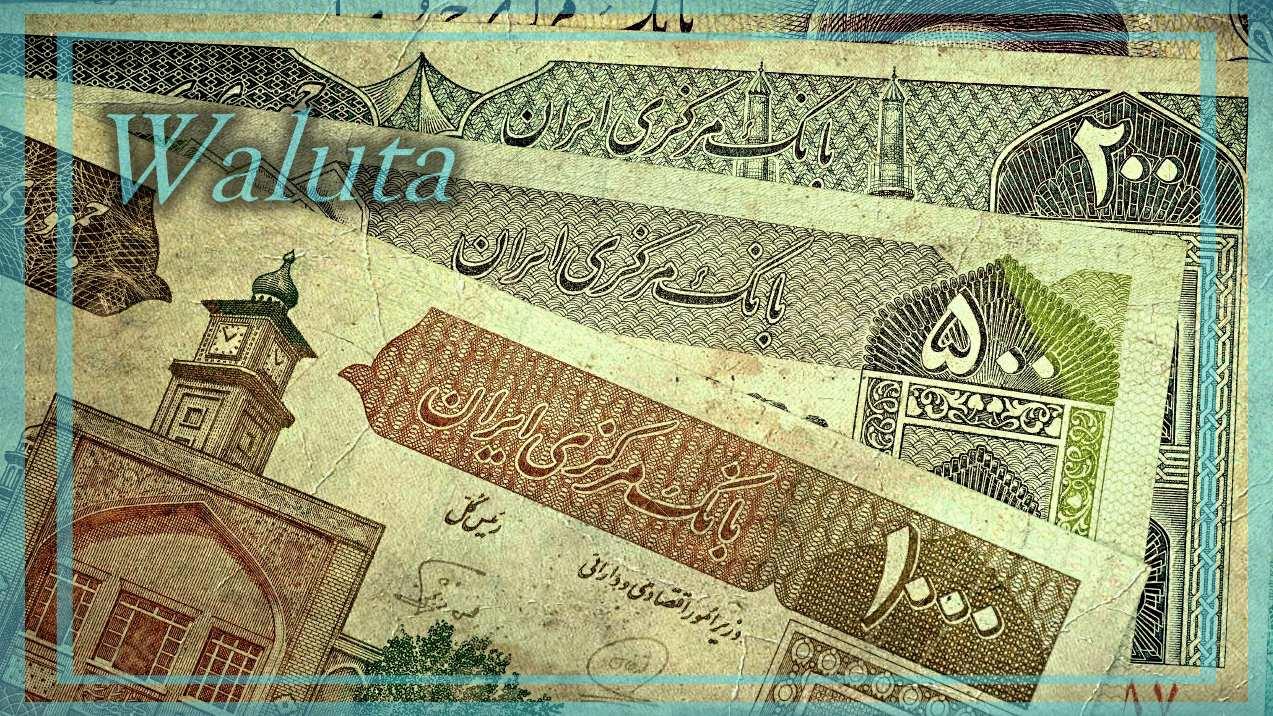 wymiana pieniędzy iran