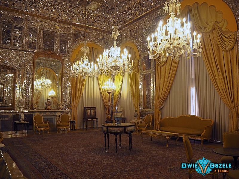 pałac golestan teheran