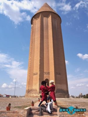 wieża kavus gonbad-e kavus