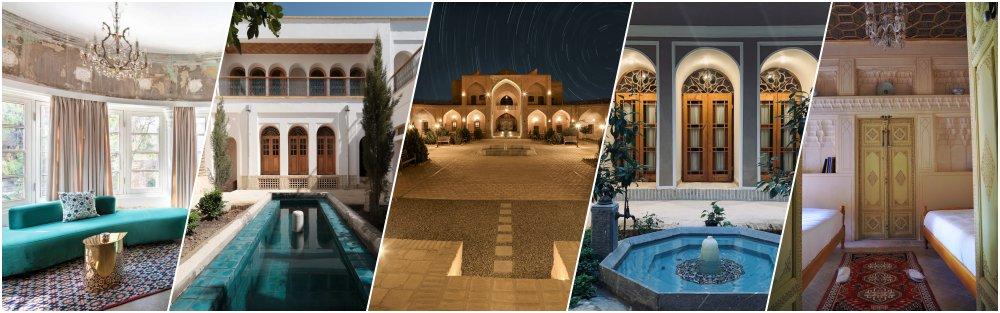luksusowe hotele iran